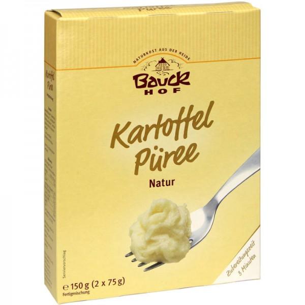 Kartoffel Püree Natur Bio, 150g - Bauckhof