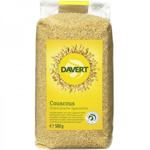 Couscous Bio, 500g - Davert
