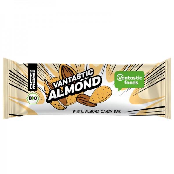Vantastic Almond Bio, 40g - Vantastic Foods