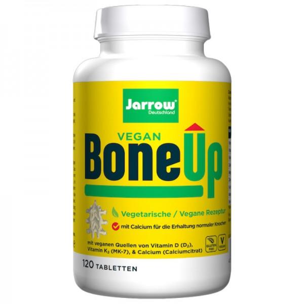 Vegan Bone Up, 120 Tabletten - Jarrow