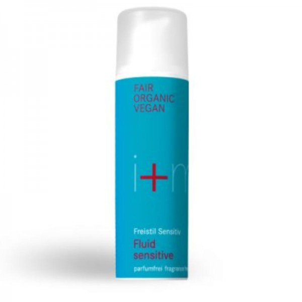 Fluid sensitiv Freistil Sensitiv, 30ml - i+m Naturkosmetik