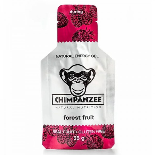 Energy Gel Forest Fruit, 35g - Chimpanzeee