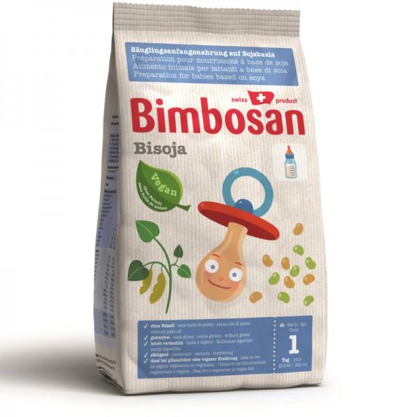 Bisoja ohne Palmöl Anfangsnahrung Refill, 450g - Bimbosan