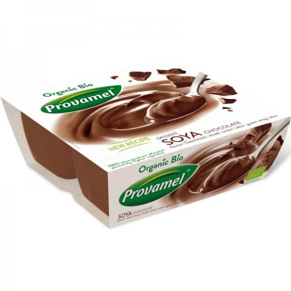 SOYA Chocolate Dessert Bio, 4x 150g - Provamel