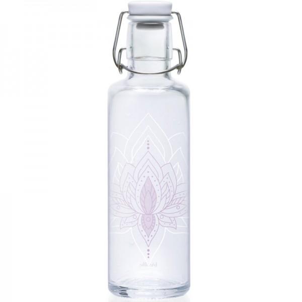 Trinkflasche Just breathe 0.6L, 1 Stück - soulbottles