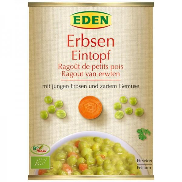Erbseneintopf Bio, 560g - Eden