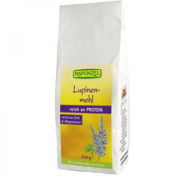 Lupinen-Mehl Bio, 250g - Rapunzel