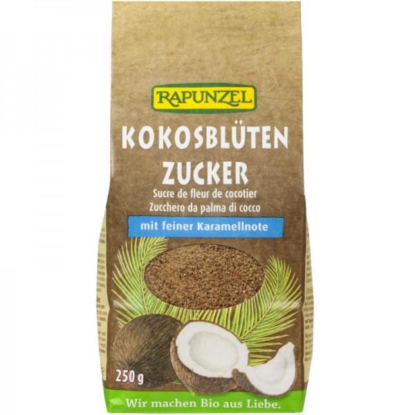 Kokosblüten Zucker Bio, 250g - Rapunzel