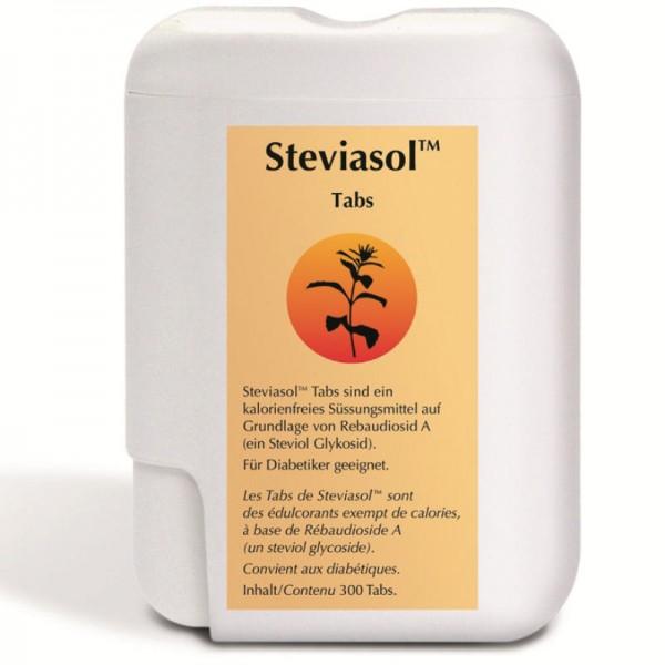 Stevia Tabs, 300 Stück - Steviasol