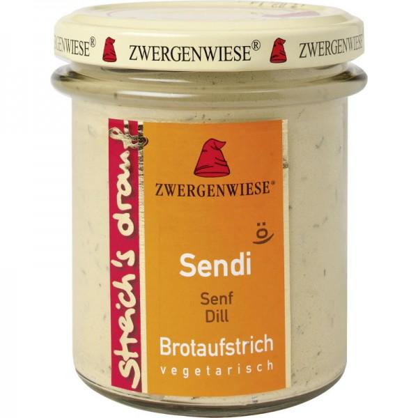 streich`s drauf Sendi Bio, 160g - Zwergenwiese