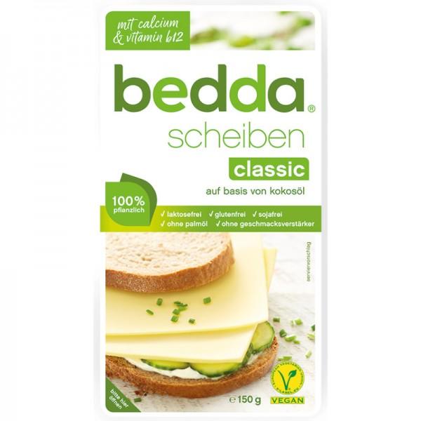classic Scheiben mit Calcium & Vitamin B12, 150g - bedda