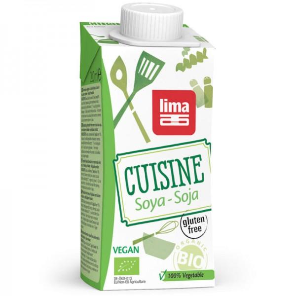 Soja Cuisine Bio, 200ml - Lima