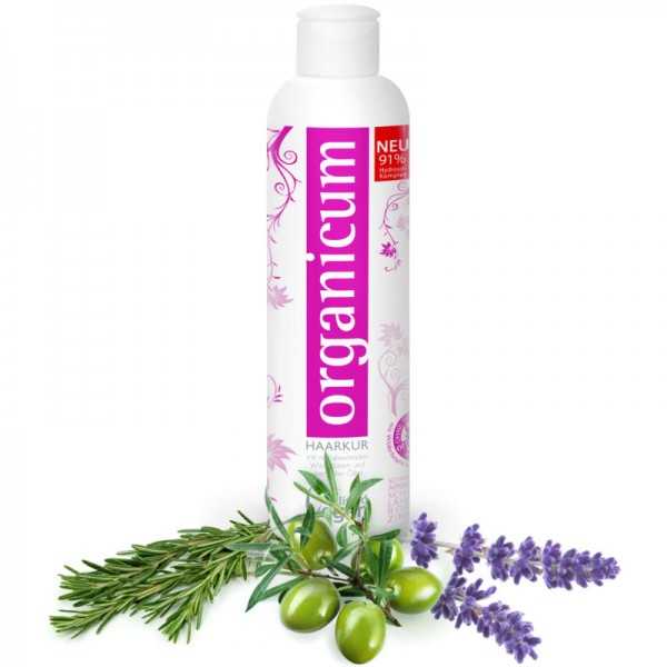 Haarkur, 250ml - Organicum