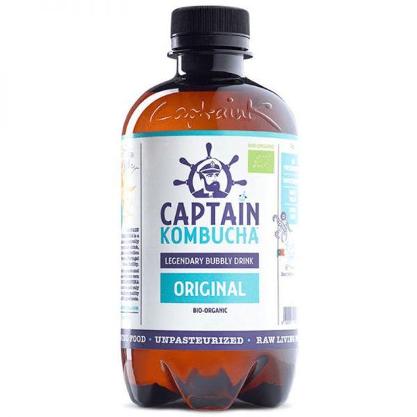 Original Bio, 400ml - Captain Kombucha