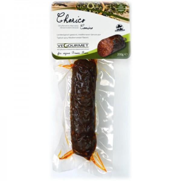 Chorizo Comino, 200g - Vegourmet