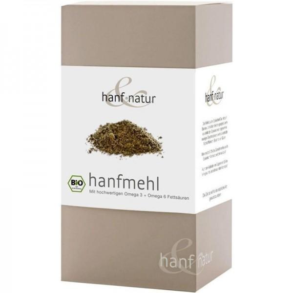 Hanfmehl Bio, 500g - hanf & natur