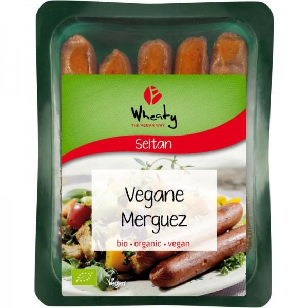 Vegane Merguez Bio, 200g - Wheaty