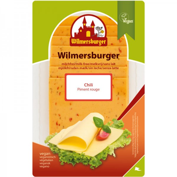 Scheiben Chili, 150g - Wilmersburger