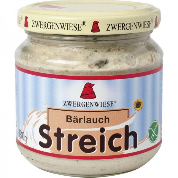 Bärlauch Streich  Bio, 180g - Zwergenwiese