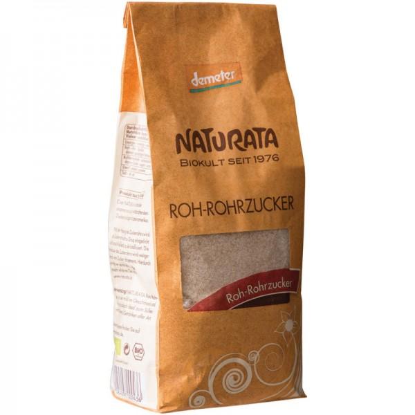 Roh-Rohrzucker Bio, 1kg - Naturata