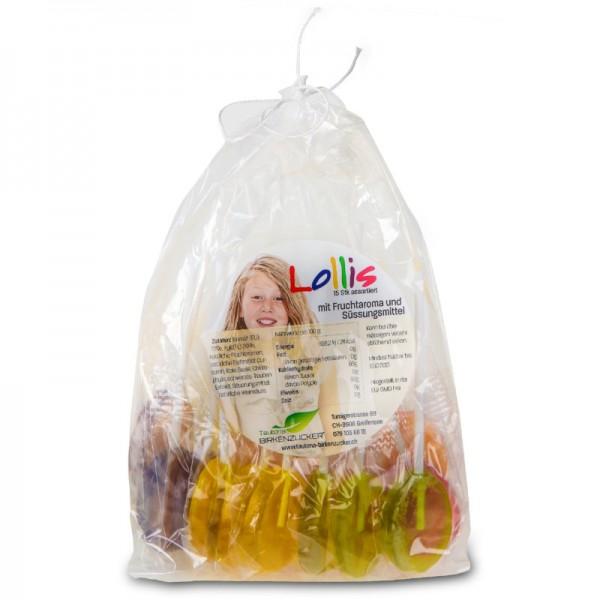 Lollis mit Fruchtaroma, 15 Stück - Tautona