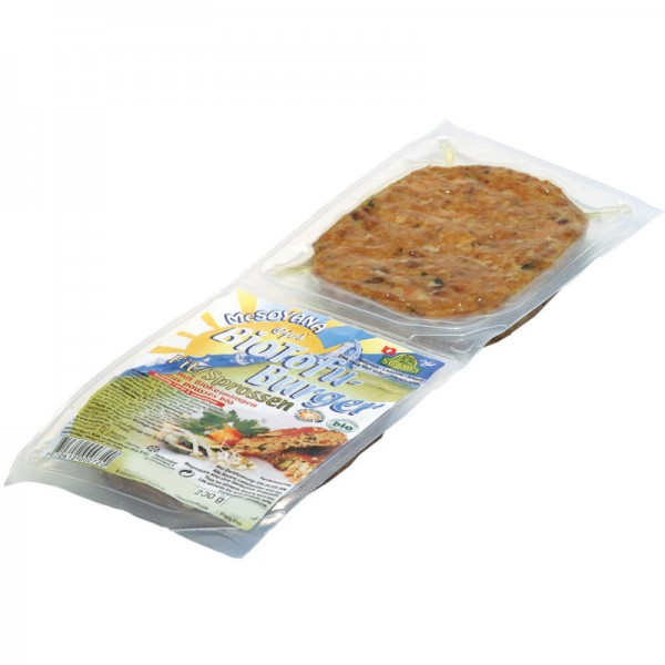 Tofuburger Fit/Sprossen McSoyana Bio, 200g - Soyana