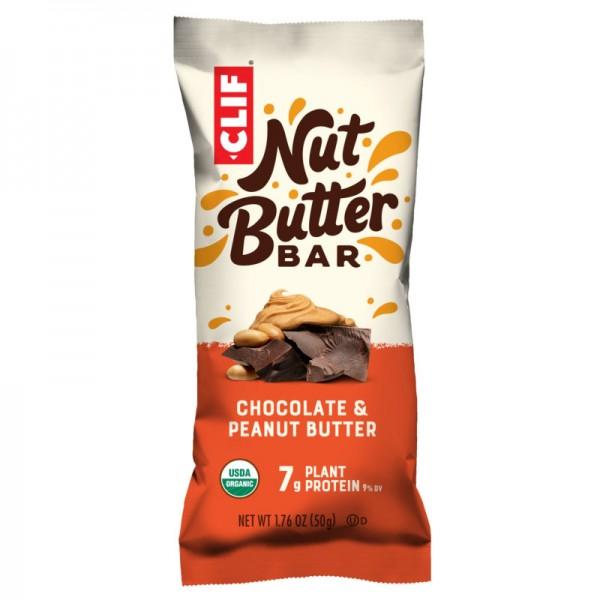 Nut Butter Filled Chocolate Peanut Butter Bio, 50g - Clif Bar
