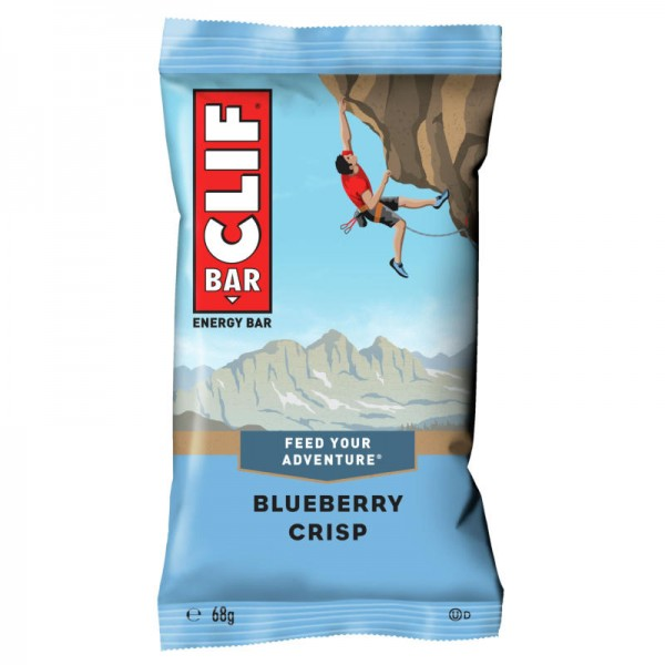 Blueberry Crisp Riegel, 68g - Clif Bar
