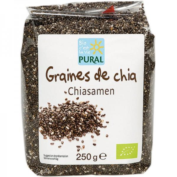 Chiasamen Bio, 250g - Pural