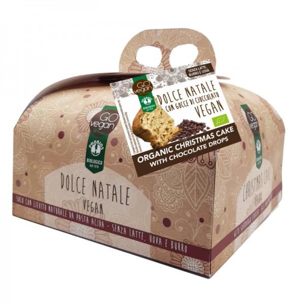 Panettone mit Schokoladenchips Bio, 500g - Probios