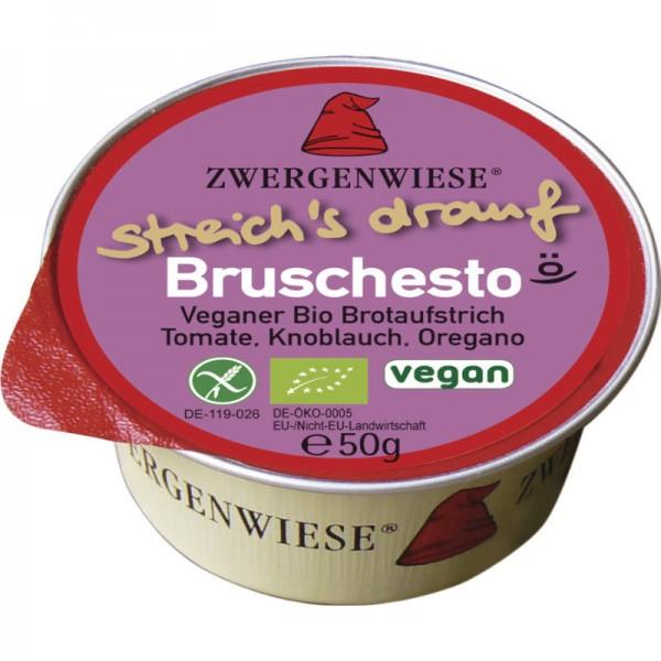 streich`s drauf Bruschesto Bio, 50g - Zwergenwiese