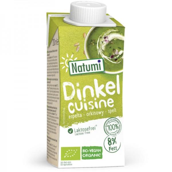 Dinkel Cuisine Bio, 200ml - Natumi
