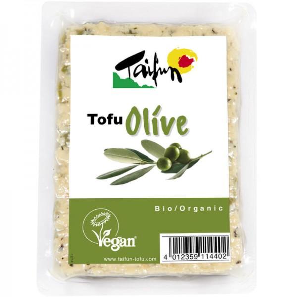 Tofu Olive Bio, 200g - Taifun