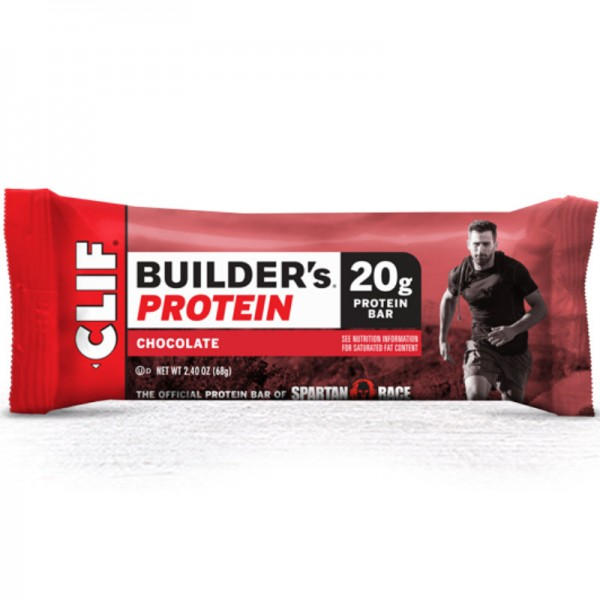 Builder's 20g Protein Chocolate, 68g - Clif Bar