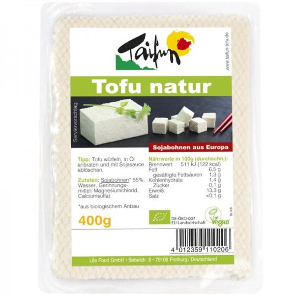 Tofu natur Bio, 400g - Taifun