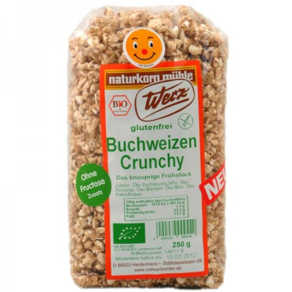 Buchweizen Crunchy Bio, 250g - Werz
