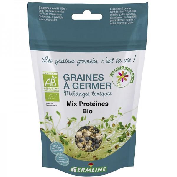 Keimsaat Protein-Mischung Beutel Bio, 200g - Germline