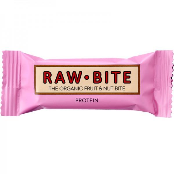 Protein Rohkost-Riegel Bio, 50g - Raw Bite