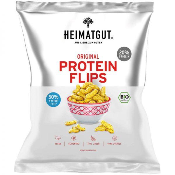 Protein Flips Original Bio, 75g - Heimatgut