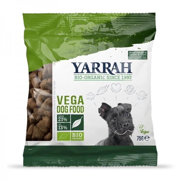 Muster Hundefutter Vega trocken Bio, 75g - Yarrah