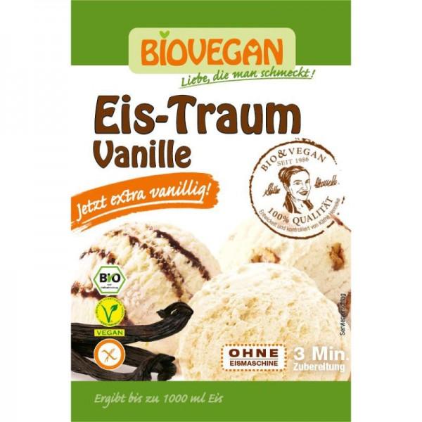 Eis-Traum Vanille Bio, 77g - Biovegan