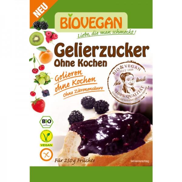 Gelierzucker ohne Kochen Bio, 115g - Biovegan