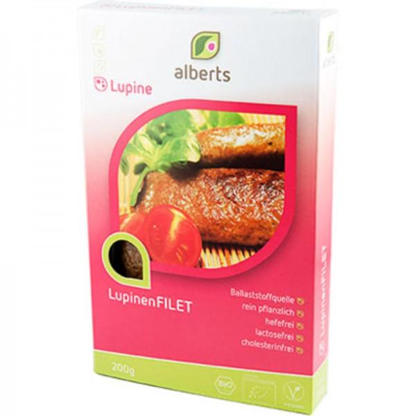 LupinenFILET Bio, 200g - Alberts