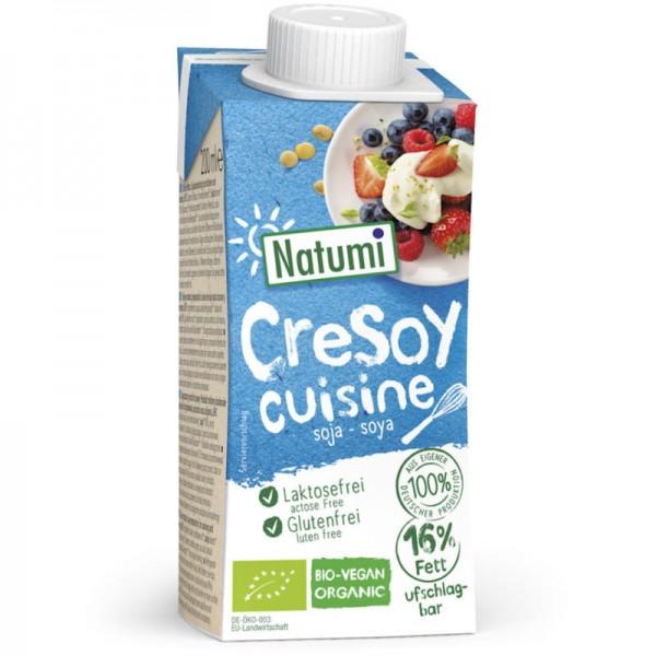 CreSoy Cuisine Bio, 200ml - Natumi