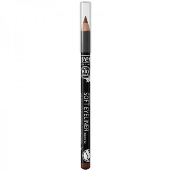 Soft Eyeliner Brown 02, 1.14g - Lavera