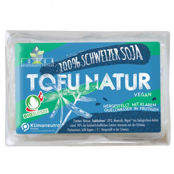 Tofu Natur Bio, 1 Stück - Futur Naturprodukte