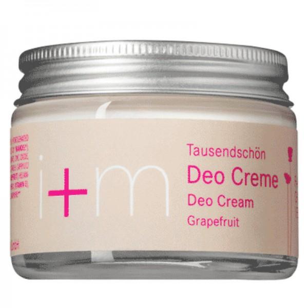Tausendschön Grapefruit Deo Creme, 50ml - i+m Naturkosmetik
