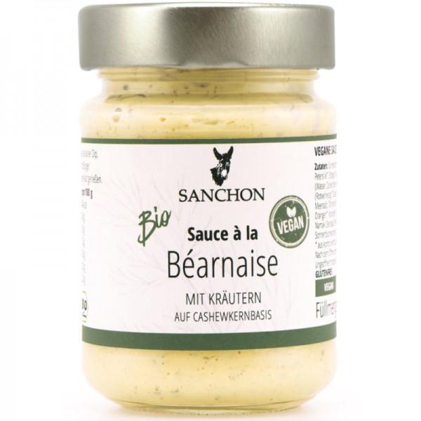 Sauce à la Béarnaise Bio, 170ml - Sanchon