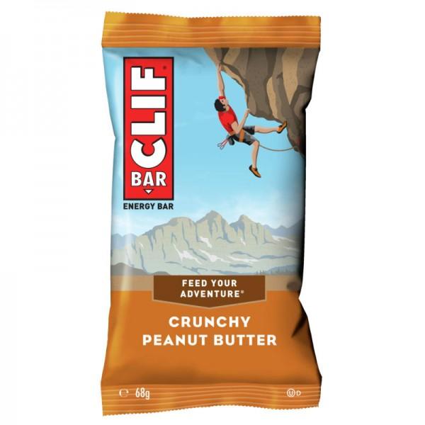 Crunchy Peanut Butter Riegel, 68g - Clif Bar