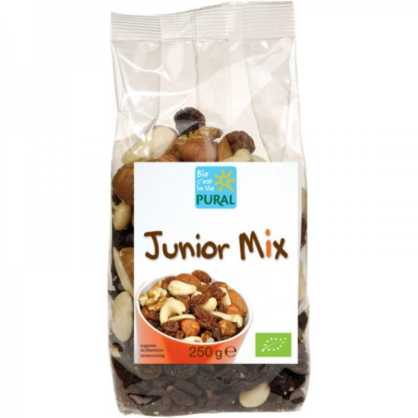 Junior Mix Bio, 250g - Pural